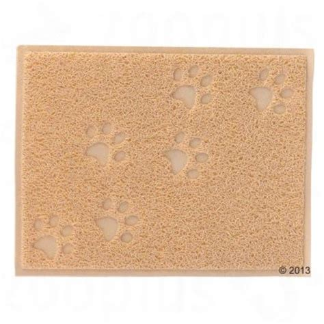 Paw Print Mat by Paw Print Litter Tray Mat Customer Reviews At Zooplus