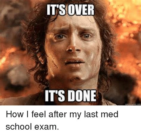 Done With School Meme - funny med school memes of 2016 on sizzle cars