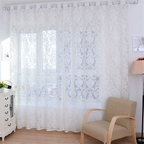 european sheer curtains latest european style tulle door window curtain drape
