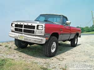 1991 Dodge Ram 350 1991 Dodge Ram 350 Image 3