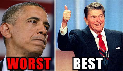s favorite president best worst president obama
