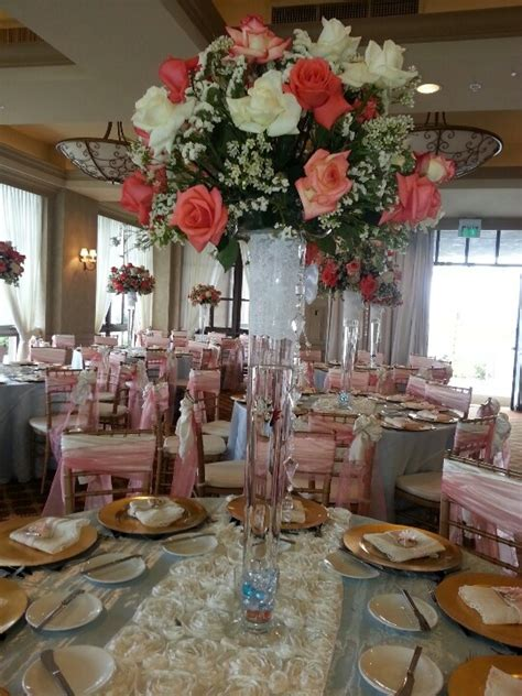 quinceanera themes ideas coral 14 best images about my quinceanera ideas on pinterest