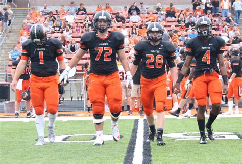 Platte County Records Platte County S Record Setting Senior Class Produces 5 All State Football Picks