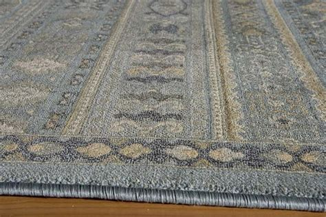 Yanchi Area Rugs Area Rugs Botanical Collection Teal 5 Botanical Area Rugs