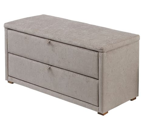 Just Ottomans Just Ottomans Burgundy Upholstered Storage Ottoman Just Ottomans Kensington Hotel Style