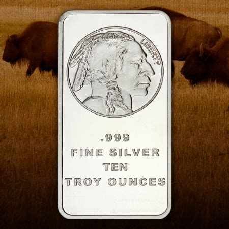 10 troy ounce 999 silver bar buy 10 oz silver bars 10 troy ounce silver bars for sale
