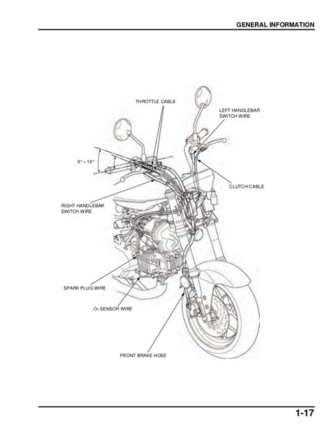 honda innova 125 wiring diagram honda automotive wiring