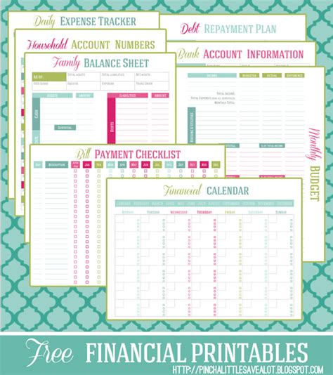 Getting Organized   Family Planner Binder {Free Printables}