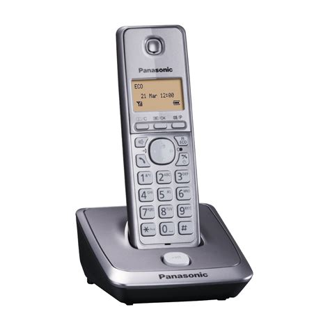 Magicboxs Touch 100 Dect Phone Has The Magical Chocolatey Touch by Panasonic Kx Tg2711em Dect International Ltd
