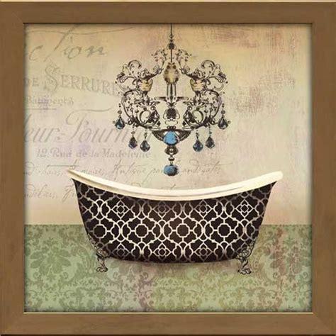 french bathroom wall art french vintage bath graphic love pinterest