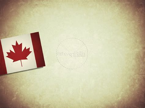 Canada Powerpoint Template canada day powerpoint presentation independence day