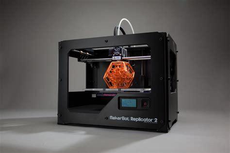 free 3d printer makerbot industries replicator 2 3d printer 06 flickr