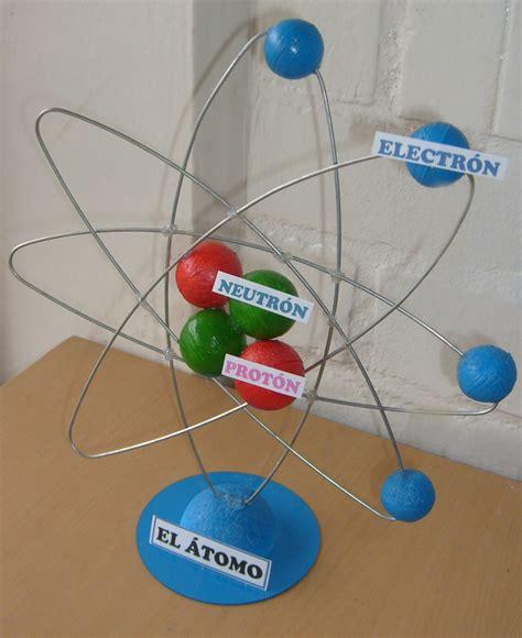 como construir una maqueta de un atomo de aluminio maquetas escolares