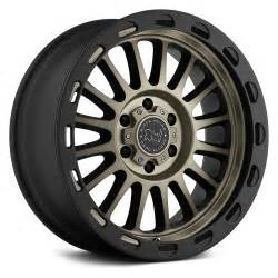 Wheels Truck Rims Black Rhino 174 Taupo Wheels Matte Black With Tint