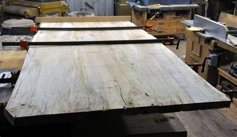 maple table top dorset custom furniture a woodworkers photo journal a