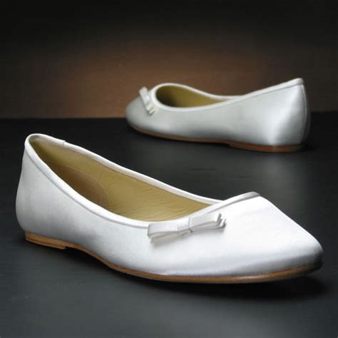 Most Comfortable Evening Shoes by The Most Comfortable Bridal Shoes Ballet Style