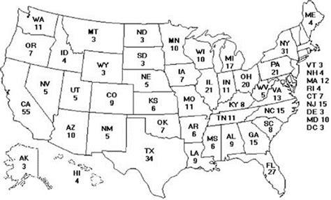 Electoral College Worksheet by Worksheets Electoral College Worksheet Opossumsoft
