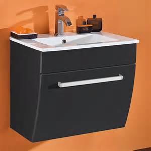 waschtischunterschrank 60 cm anthrazit bestseller shop