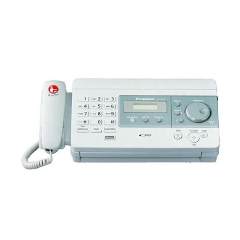 Mesin Fax Panasonic Kx Ft933 jual panasonic kx ft 503 mesin fax harga kualitas terjamin blibli