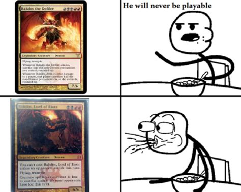 Magic The Gathering Memes - mtg memes