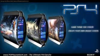 ps4 console concept design by niklas