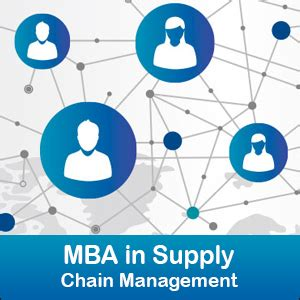 Mba Supply by Mba In Supply Chain Management Prospects Career Options