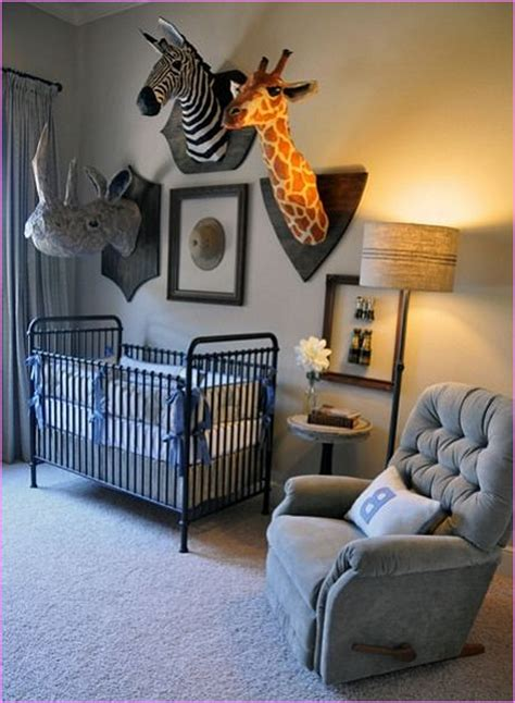 Safari Baby Room Ideas