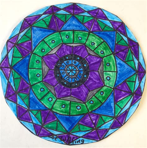 definition of radial pattern in art radial balance sms 6th grade art with miss a