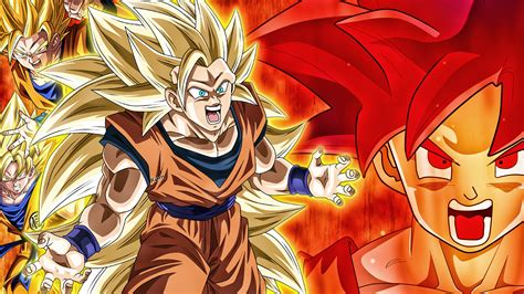 Ssj3 Goku Wallpaper ssj3 goku wallpapers wallpaper cave