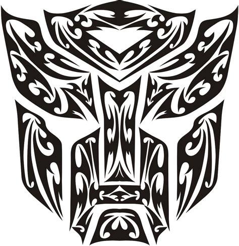 tattoo logo tribal transformer autobot tribal logo by nacheers on deviantart