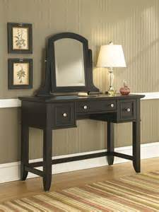 Vanity Table Home Styles Bedford Black Vanity Table By Oj Commerce 5531
