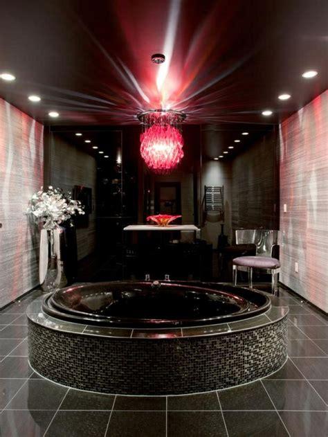 schwarzes badezimmer 50 badezimmergestaltung ideen f 252 r ihre innere balance