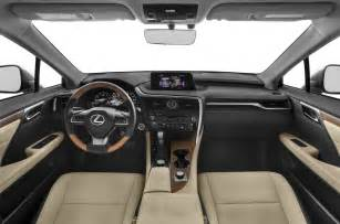 Lexus Rx 350 Interior 2016 Lexus Rx 350 Styles Features Highlights