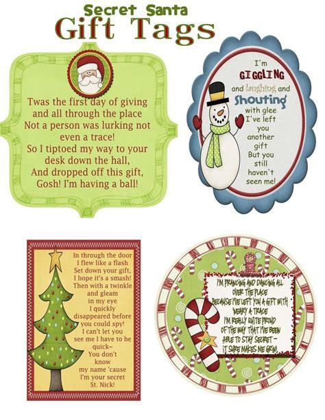 secret ideas work best 25 secret santa ideas on secret santa