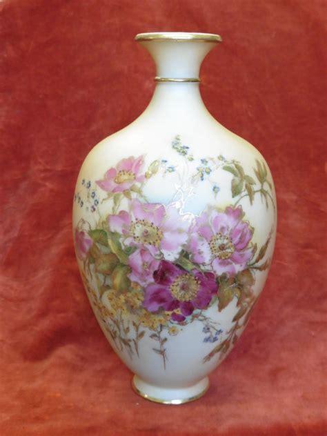 antiques atlas royal worcester vase