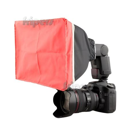 Softbox Kamera flash softbox color filters 20x30 cm la fp cm2030 sklep fotograficzny fripers pl