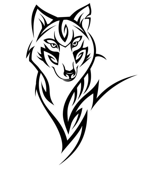 wolf tribal tattoos meanings wolf meaning tattoos with meaning
