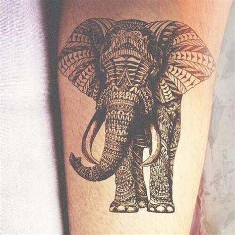 detailed elephant tattoo detailed elephant tattoo s k i n pinterest