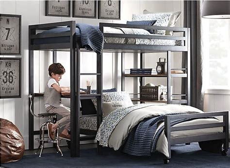 duro z bunk bed loft with desk black bunk bed with desk woodworking projects plans