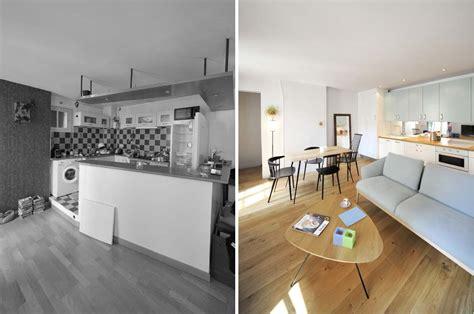 De Vie 45m2 by Avant Apr 233 S R 233 Organisation D Un Appartement 2 Pi 232 Ces