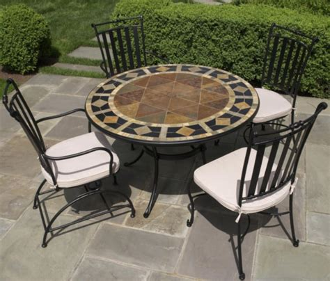 Patio Table Mosaic Mosaic Patio Tables Tedx Decors The Beautiful Of
