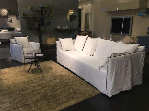 divani in lino divano ghost gervasoni in lino scontato 25 divani a