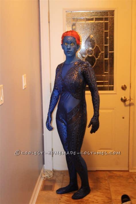 Coolest Handmade Costumes - coolest mystique costume