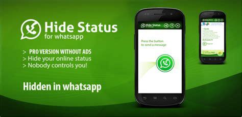 tutorial hide whatsapp status 191 c 243 mo congelar nuestra 250 ltima conexi 243 n en whatsapp