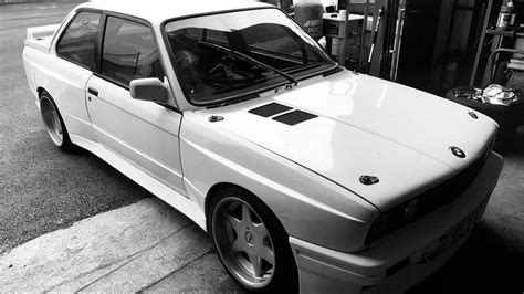 Bmw E30 2000 by Bmw E30 With Mid Mounted Supercharged Honda S2000 Engine