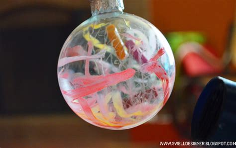 diy ornaments crayon diy crayon drip ornaments