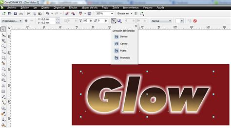 corel draw x5 jadi viewer mode glow coreldraw x5 coreldraw graphics suite x5