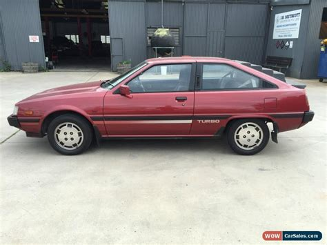 Mitsubishi Cordia Turbo For Sale In Australia