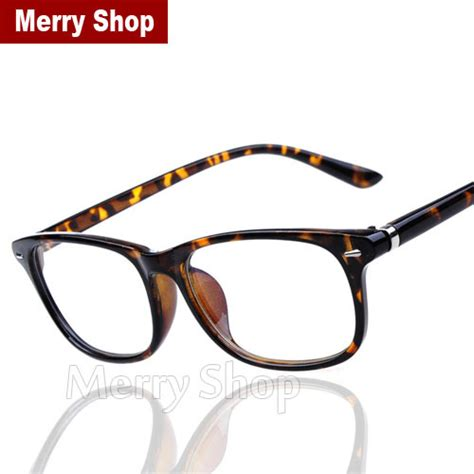 leopard print glasses clear frame ultra light