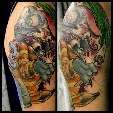 cartoon tattoos new cartoon tattoo images designs